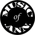 Music of ann logo